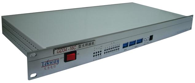 16E1+2*1000M物理隔离端口 PDH万博手机网站
