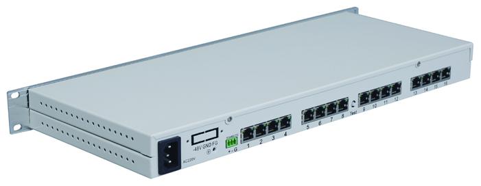 4E1+2*100M物理隔离+32路电话 万博手机网站-GD8-12W-B