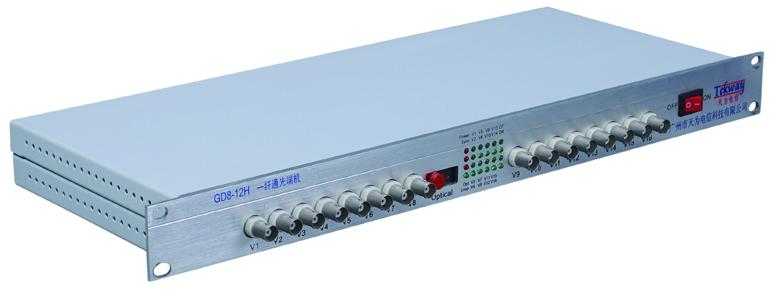 1~8路双向视频+16路语音+2*100M+1*RS232/485 综合业务万博手机网站