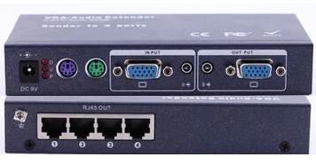 VGA/KVM网线传输器