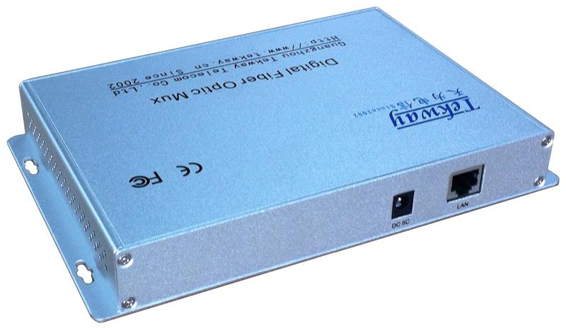 节点式千兆以太网+串口光纤收发器-T-Link-GSF