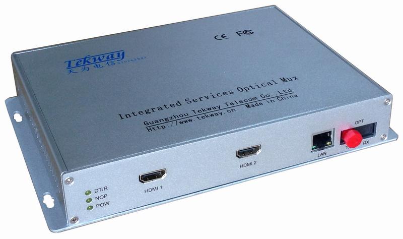 1路双向HDMI/DVI多业务万博手机网站-GD8-12S