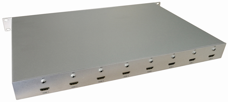 4路HDMI/DVI万博手机网站-GD8-12I