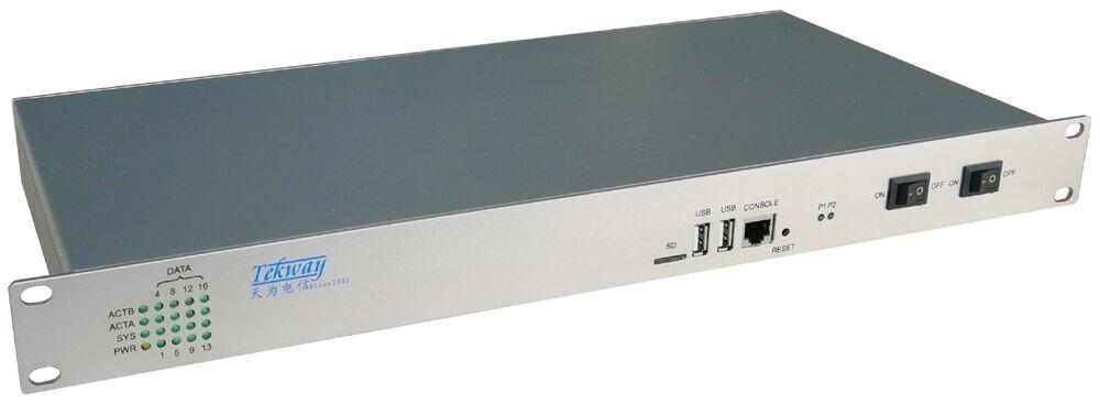 16路串口联网服务器