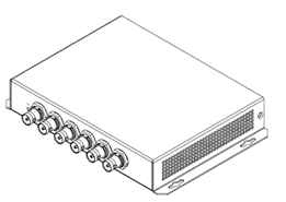 插卡式SDI分配器产品