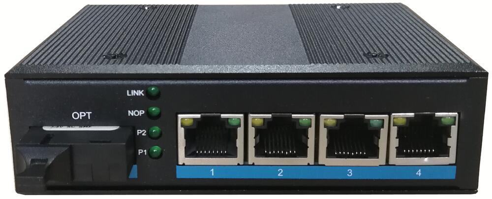 百兆网管型光传输系统