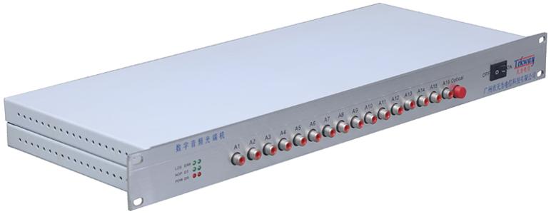 12路音频光端机